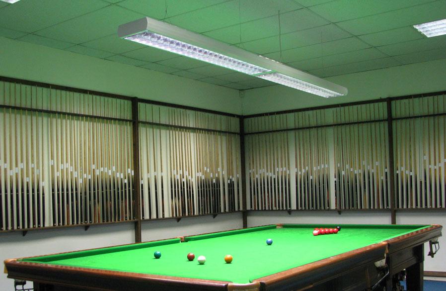 Peradon Timesafe Luminaire Lighting For 10ft 12ft Snooker Tables