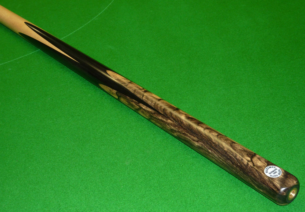 1pc Maximus Ultimate Snooker cue 1965 with Black & White Ebony