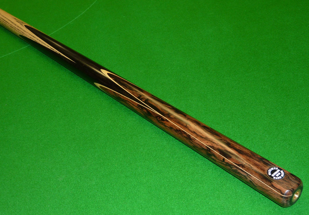 1pc Maximus Ultimate Snooker cue 2010 with Macassar Ebony