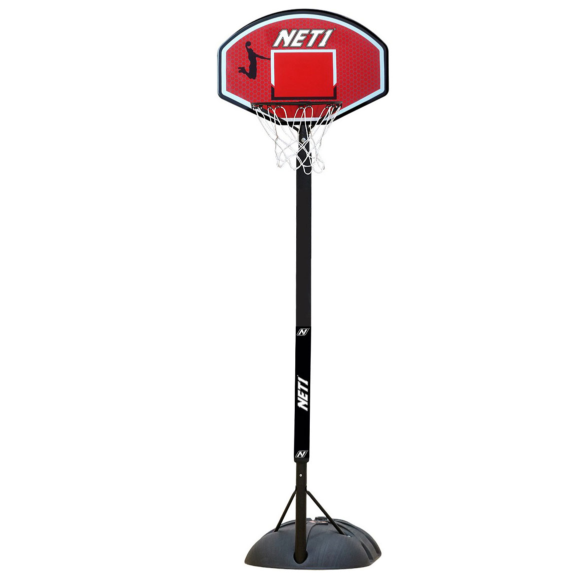 NET1 XPLODE YOUTH PORTABLE BASKETBALL SYSTEM