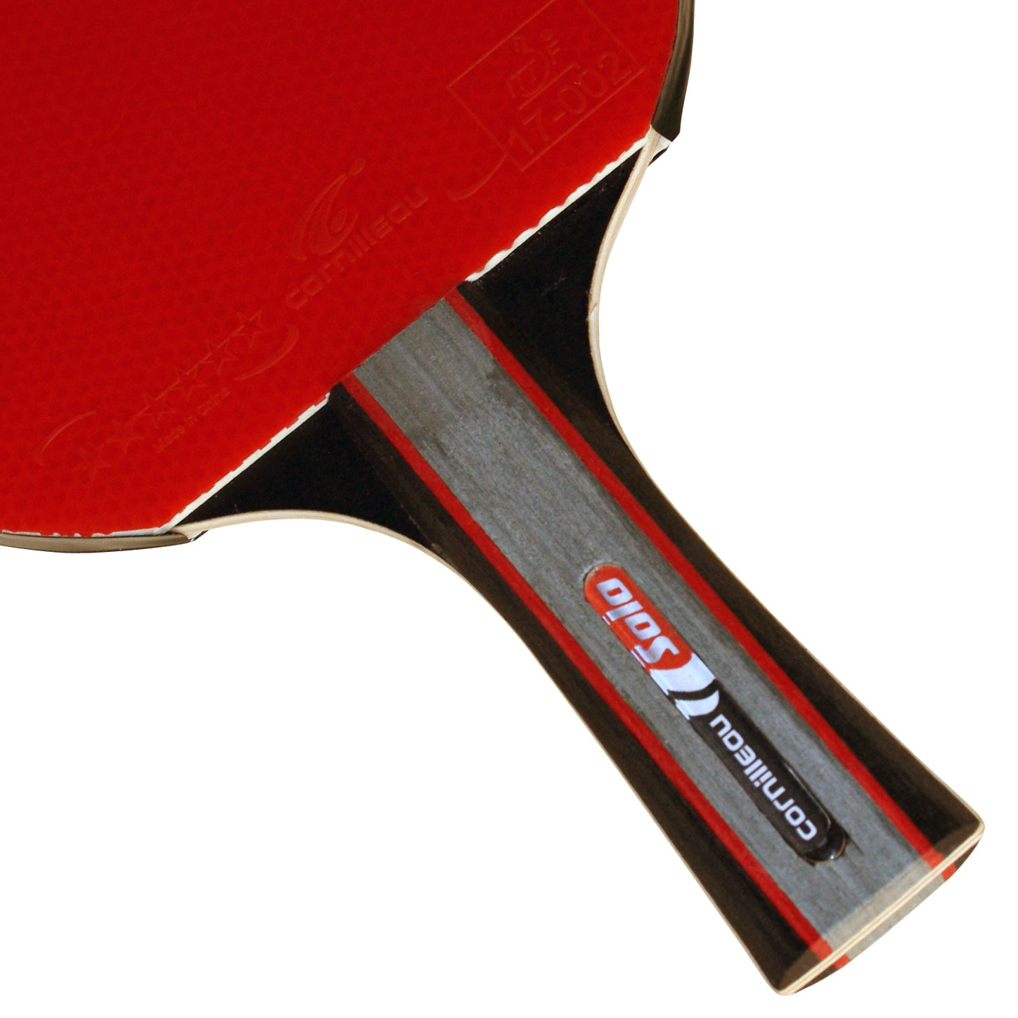 Cornilleau Sport Solo Table Tennis Set Ittf Bat Amp Cover