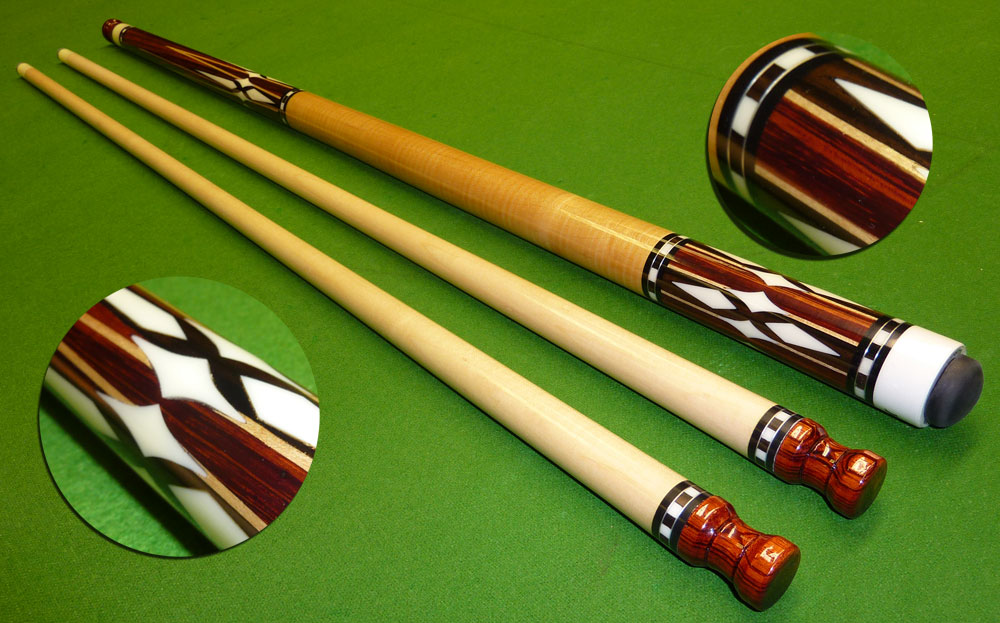 Craftsman 9 Ball American Pool Cue R68