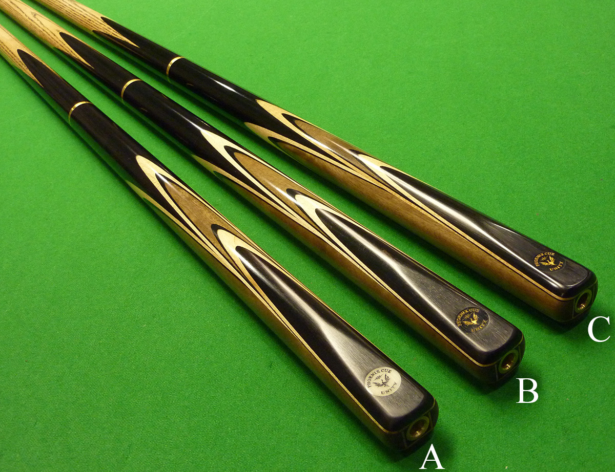 Smooth Finish Cue Wax Ash Snooker /& Pool Cues