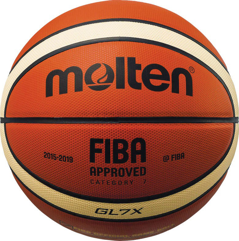 ce154603ceca20 Molten GL7X Basketball FIBA approved top grain leather - view 1 ...