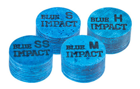 Blue Impact tip 11mm Laminated 11 layers