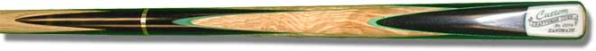 Have you seen our Custom Olive Wood cue