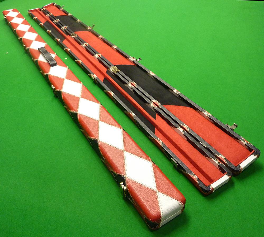 Pool cue case 1pc Double Snooker Cue case
