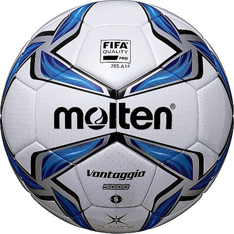 MOLTEN FIFA APPROVED ACENTEC TECHNOLOGY FOOTBALL F5V5000