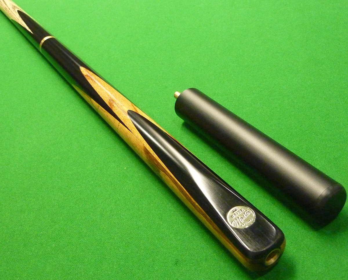 Gold Series G3 Baize Master Cue + Mini Butt