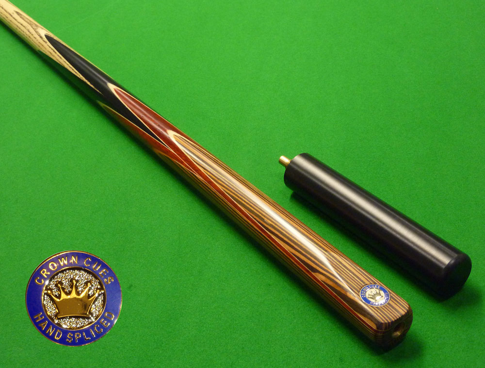 1pc Crown Imperial Hand Spliced Snooker Cue Mini Butt