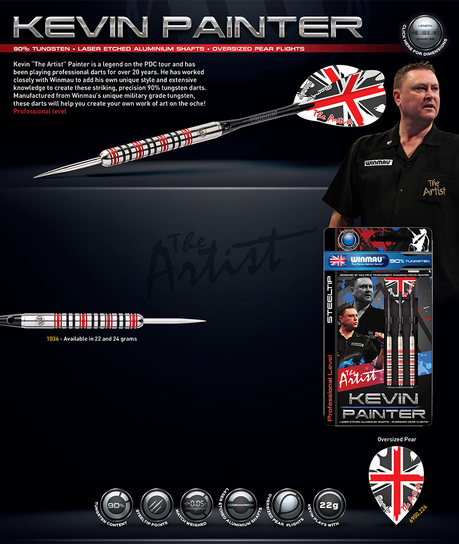 Kevin Price Darts
