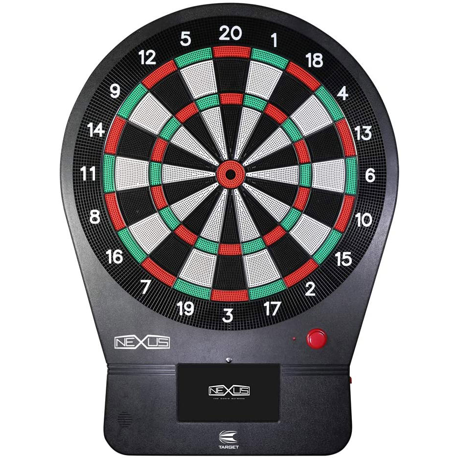 Target Nexus Electronic Soft Tip Dartboard with Touch Screen Display