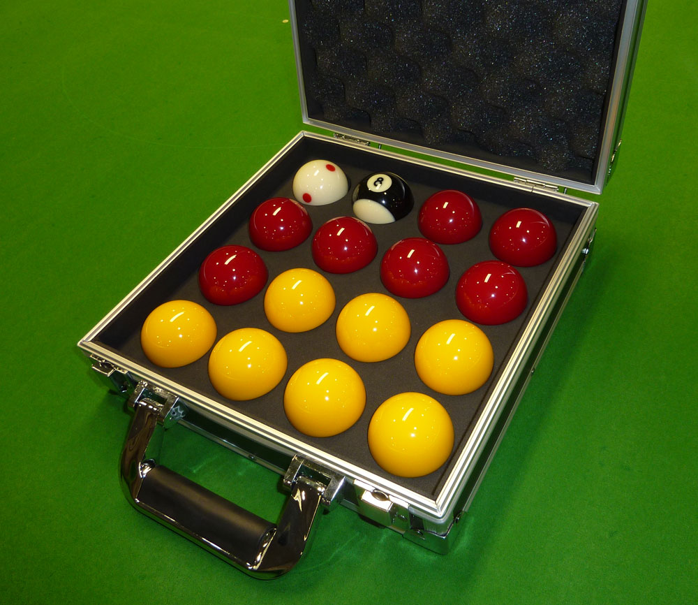 Aluminium 2 Quot Pool Ball Carry Case