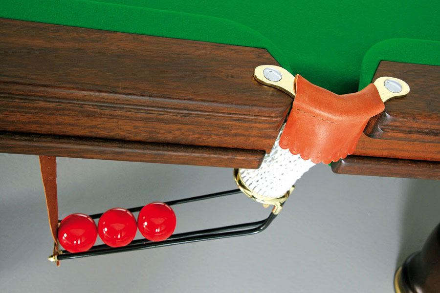 ... Sam Tagora Snooker Table 10ft Slate Bed   View 3 ...