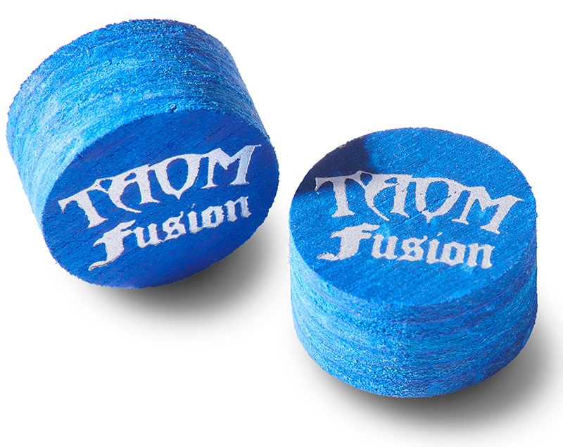 Taom Fusion Snooker Tip 10mm - 6 Layer