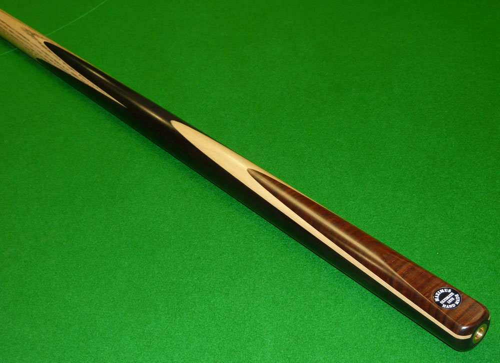 1pc Maximus Ultimate Snooker cue 1878 with Maple & Siam Rosewood splice